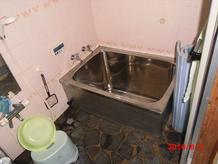 お風呂・洗面所取り換え工事