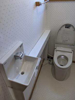 帯広市 トイレ空間を一新しました!
