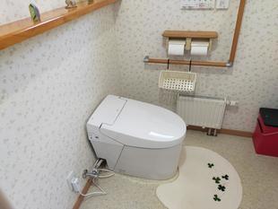 秋田県由利本荘市 トイレ リフォームしました(サティスS)