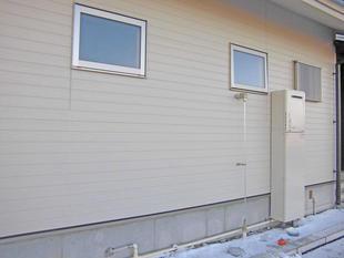 外壁の修理 張り替え