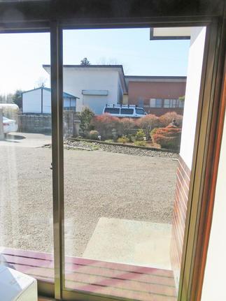 掃き出し窓(施工後)