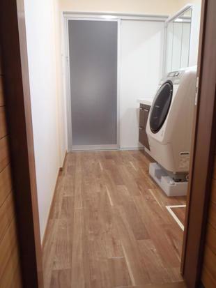 浴室・洗面空間をリニューアル