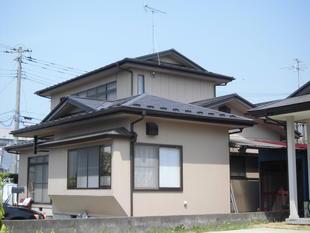 板金屋根の葺き替え工事