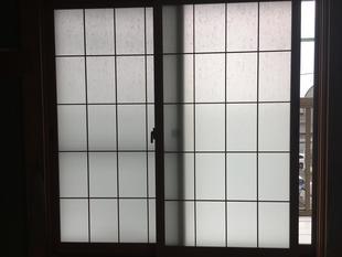 窓断熱工事