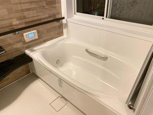 浴室リフォームで癒しの空間に!