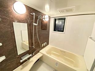 浴室リフォームでシックな雰囲気に!