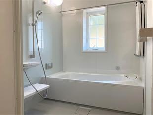 浴室リフォームでくつろげる空間に