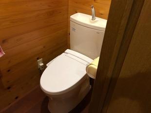 トイレ取替(シャワートイレ)