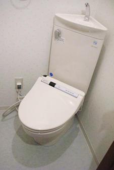 *トイレ* 和式から洋式へ