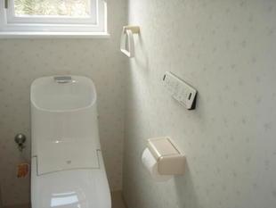 *トイレ*交換