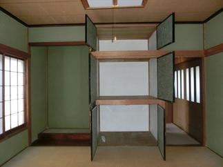 1階和室 before