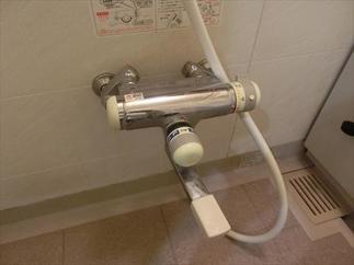 シャワー水栓 before