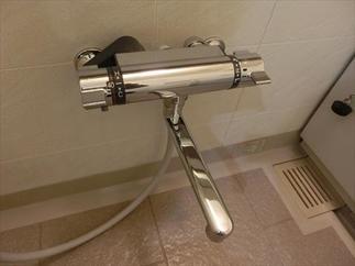 シャワー水栓 after