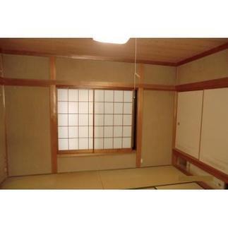 和室 before