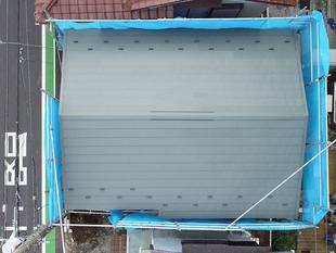 狭山市中央Y様邸 屋根カバー工法リフォーム