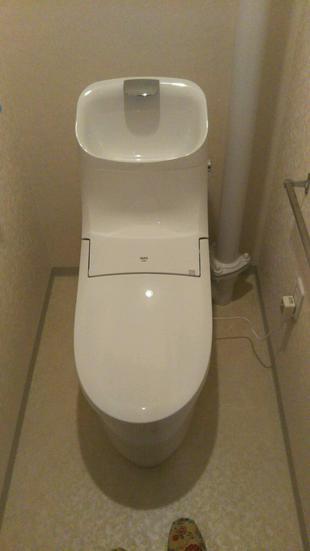 ***入間市T様邸トイレ***