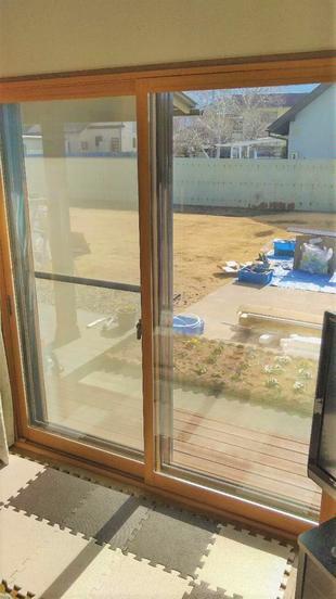 内窓設置・玄関引き戸交換・勝手口ドア交換