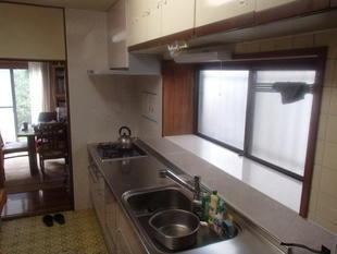 戸建住宅キッチンリフォーム