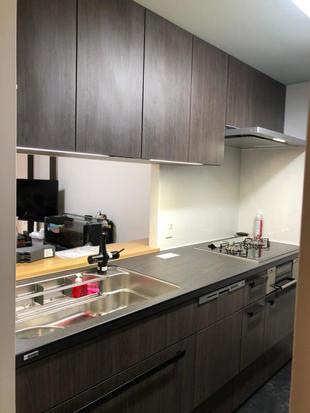 キッチンリフォーム/住まいと暮らしにフィットする デザイン性のキッチンへ
