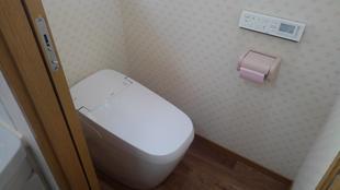サティスで快適なトイレ空間へのリフォーム