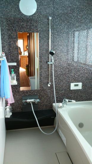 S様邸浴室改修工事