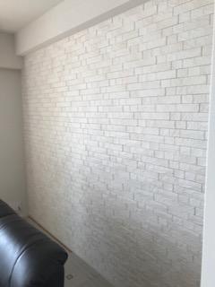 エコカラットで壁にアクセント