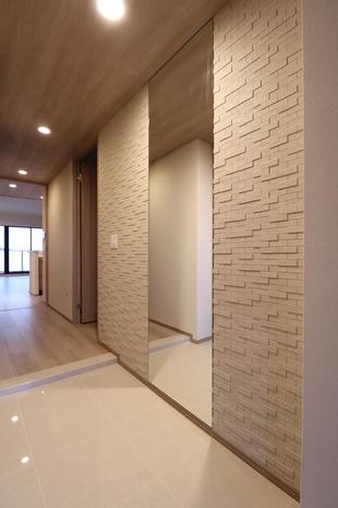 【つくば市】~新築マンション~各お部屋にアクセント!