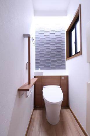 【つくば市】人気のトイレ「リフォレ」へ交換~エコカラット新色!