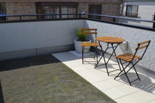 さいたま市 築19年目の全面リフォーム+屋上庭園