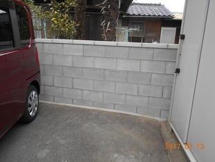 さいたま市 塀の修復