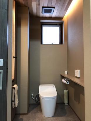 会社トイレデザインリフォーム