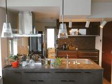 使いにくいキッチンを「LIXIL リシェルSI」へリフォーム