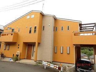 横浜市S様邸 外壁塗装・パーゴラ・デッキ工事(杉山)