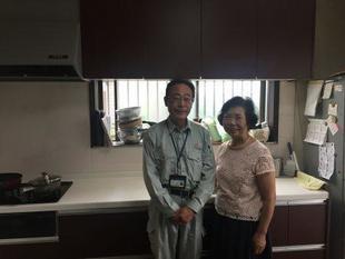 【三郷市】R様邸水回り改修工事キッチン&洗面化粧台交換工事
