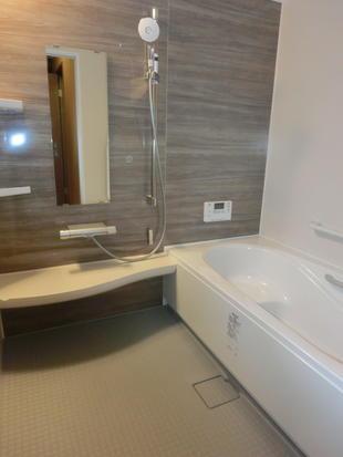 広々快適な浴室に!