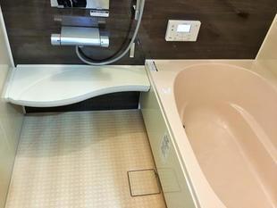 大善寺町T様邸 温かみのある浴室リフォーム工事