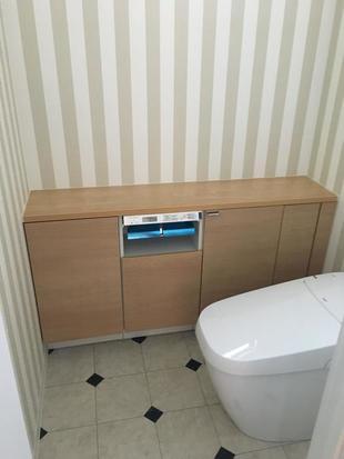 Y様邸 リノベーション工事②(トイレ・和室・洋室・廊下・洗面台)