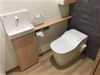 トイレは2か所