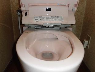 大きさを小さくしてストレスフリーなトイレ空間を実現!