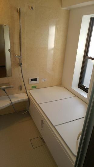 【調布市S様邸】浴室リフォーム(LIXILアライズ)
