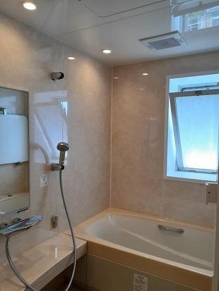 【武蔵野市】浴室リフォーム(LIXILスパージュ)