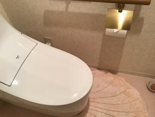 トイレ、換気扇交換