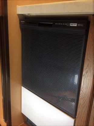 【キッチン】食洗器入れ替え