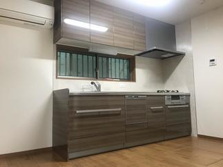 和室⇒キッチン
