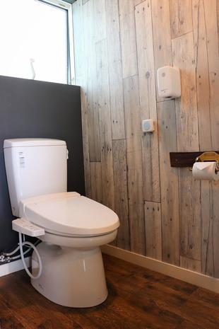 クラフト泉店トイレ改装