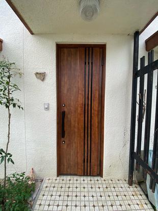 玄関ドア~リシェント