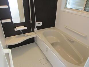 お孫さんとの入浴を楽しむ為に浴室リフォーム