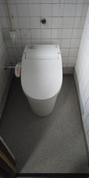 老朽化した和式トイレを洋式にリフォーム!!(高崎市)