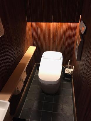 素敵な空間を見た目も機能も優れたトイレで演出!