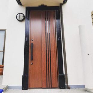 戸建玄関ドア交換
